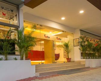 Red Fox Hotel -Tiruchirappalli - Tiruchirappalli - Building