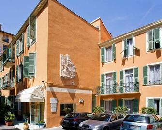 Hotel Oasis - Νίκαια - Κτίριο