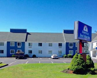 Americas Best Value Inn New London Mystic - New London - Gebouw
