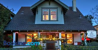 Hillcrest House Bed & Breakfast - San Diego - Building