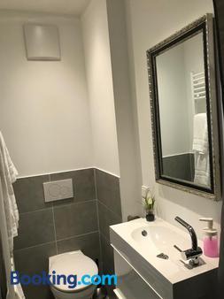 Liberty Hotel Cologne - Cologne - Bathroom