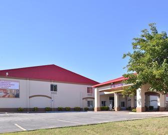 Red Roof Inn Van Horn - Van Horn - Edificio