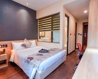 Momizi Hotel Hai Phong - Хайфонг - Bedroom