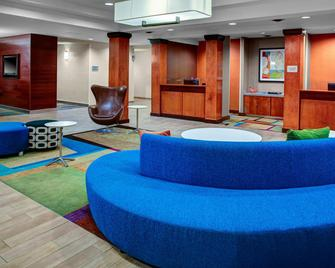 Fairfield Inn and Suites by Marriott Emporia I-95 - Emporia - Lounge