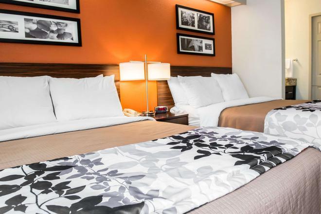 Sleep Inn Bridgeport-Clarksburg - Bridgeport - Makuuhuone