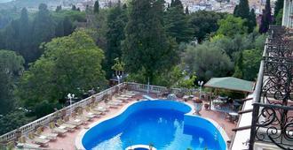 Taormina Park Hotel - טאורמינה - בריכה