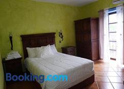 Los Ángeles Hotel - Jalpan - Schlafzimmer