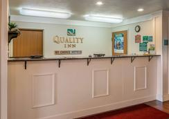 Quality Inn - Bend - Lobby