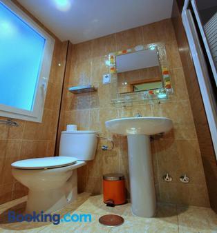 雷西歐旅館 - 馬德里 - 馬德里 - 浴室