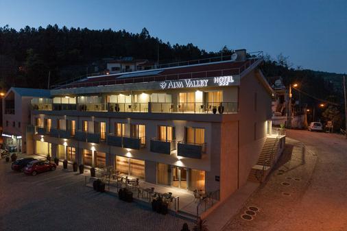 Alva Valley Hotel - Oliveira do Hospital - Building