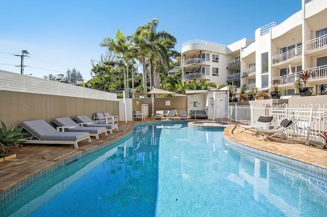 Kirra Palms Holiday Apartments - Coolangatta - Pool