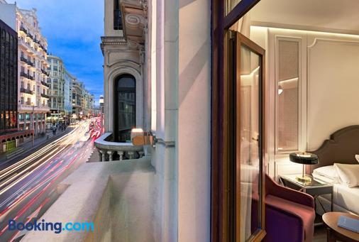 H10 Villa De La Reina Boutique Hotel - Madrid - Balcon