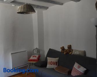 Maison Bleue - Zabern - Wohnzimmer