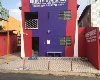 Hotel Bom Jesus - Teresina - Building