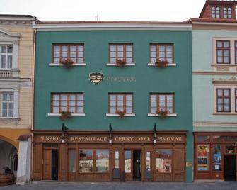 Hotel & Pivovar Cerný Orel - Kromeriz - Gebouw