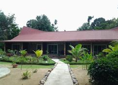Balai Serama Guesthouse - Kuala Tahan - Outdoor view