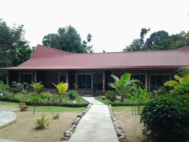Balai Serama Guesthouse - Kuala Tahan - Vista del exterior