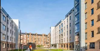 幸運學生穆拉諾酒店 - 愛丁堡 - 愛丁堡 - 室外景
