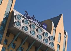 Radisson Blu Astrid Hotel, Antwerp - Amberes - Vista del exterior