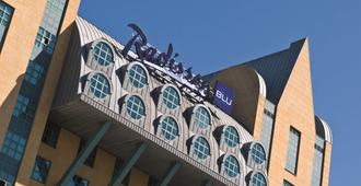 Radisson Blu Astrid Hotel, Antwerp - Antwerpen - Utsikt