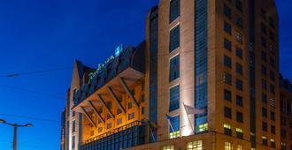 Radisson Blu Astrid Hotel, Antwerp - Antwerpen - Gebäude