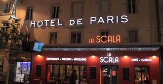 Hôtel De Paris - Dijon - Bangunan