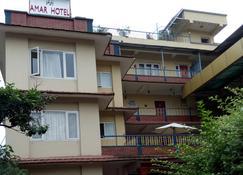 Amar Hotel - Katmandu - Bygning