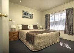 Aldan Lodge Motel - Пиктон - Спальня