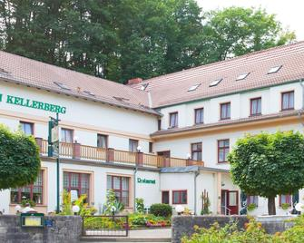 Hotel Am Kellerberg - Trockenborn-Wolfersdorf - Building