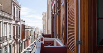 Stardust Hostel - Las Palmas de Gran Canaria - Balkon