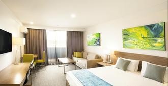 Metro Aspire Hotel, Sydney - סידני - חדר שינה