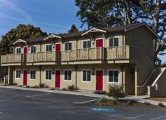 Sea Breeze Inn And Cottages - Pacific Grove - Κτίριο