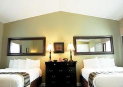 Sea Breeze Inn And Cottages - Pacific Grove - Bedroom