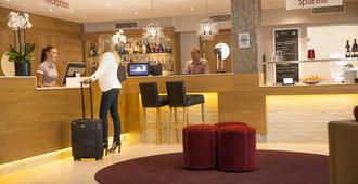 Spar Hotel Gårda - Gothenburg - Front desk