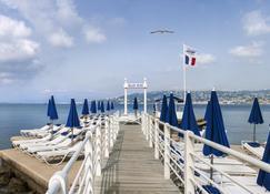 Hotel Belles Rives - Antibes - Byggnad