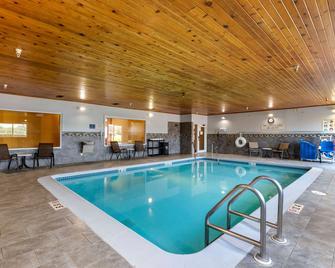 Quality Inn & Suites Keokuk North - Keokuk - Басейн