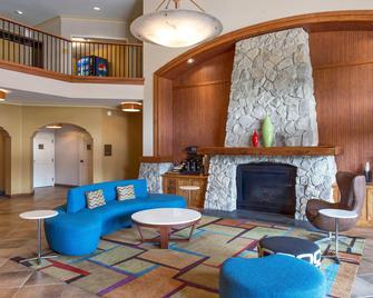 Fairfield Inn & Suites Santa Rosa Sebastopol - Sebastopol - Лаунж
