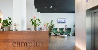 Camplus Guest Roma - רומא - דלפק קבלה