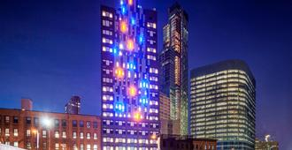Aloft Long Island City-Manhattan View - Queens - Edificio
