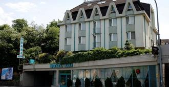Hotel Bara Budapest - Budapest - Rakennus