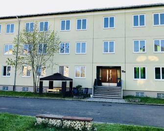 1st Motel / Hostel & Monteurhotel - Günzburg - Building