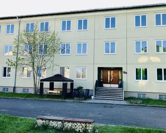 1st Motel / Hostel & Monteurhotel - Гюнцбург - Building