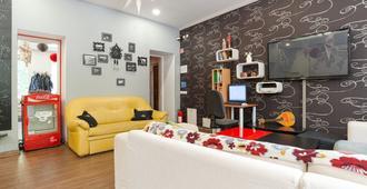 Pogo Hostel - Vilnius - Living room