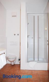 Hotel Isartaler Hof - Wolfratshausen - Bathroom