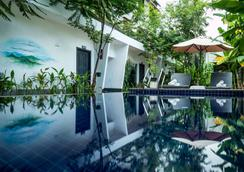 Fancy Boutique Villa Hotel - Siem Reap - Πισίνα
