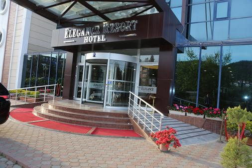 Elegance Resort Hotel Spa Wellness-Aqua - Yalova - Building