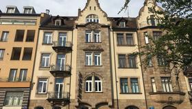 Hotel Central - Bamberg - Gebäude