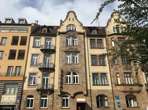 Hotel Central - Bamberg - Toà nhà