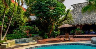 Novo Hotel & Suite - San Salvador - Piscina