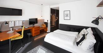 The Spot - Serviced Apartments - מינכן - חדר שינה